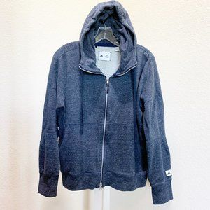 Adidas Reigning Champ Zip Front Hoodie
